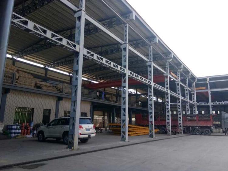 虎门钢构厂房12米高出租独院