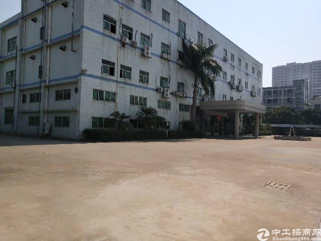 光明南光高速出口处独院55000平方招租