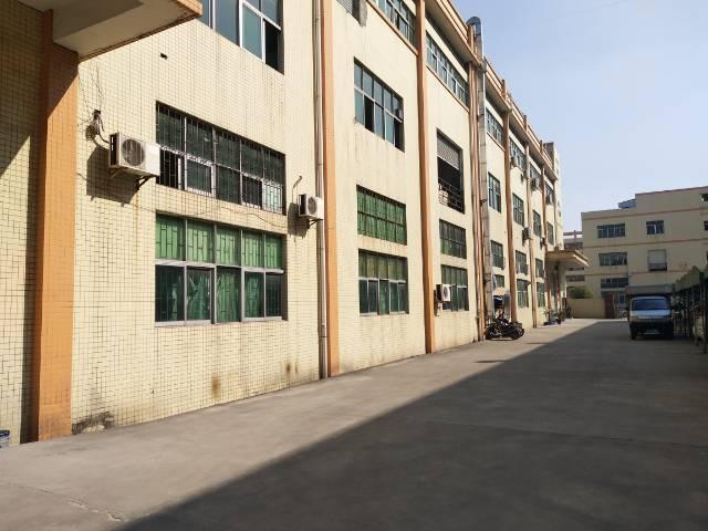 沙井黄浦107国道边新出装修厂房出租800平