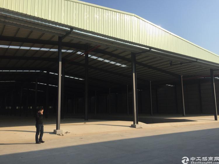 大岭山高速入口处仓储物流招租11000平方米
