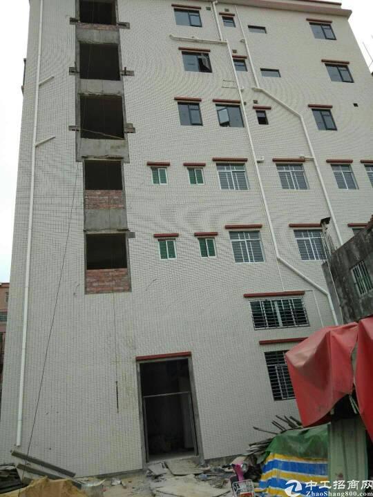 茶山原房东新建厂房,2吨货梯,距东部快线车程仅有5分钟车程