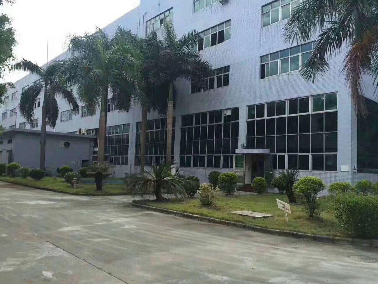 清溪新出楼上厂房3800平米出租