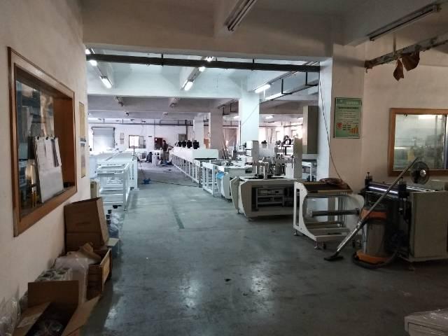 沙井后亭地铁站附近新出装修厂房出租1100平