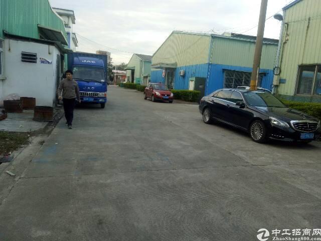 东莞市中堂黄涌工业区1550方单一层厂房出租