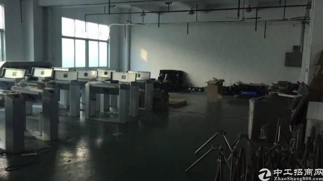 观澜樟坑径大型工业园新出楼上带装修厂房