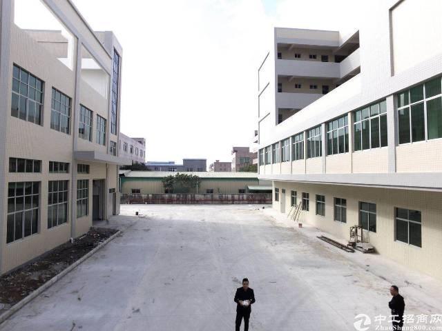 万江环城路旁标准厂房急租