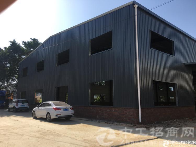 横沥镇独院单一层厂房2500平方