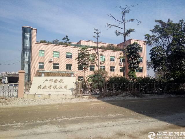 新塘镇荔新路独院花园式厂房 面积9000平方