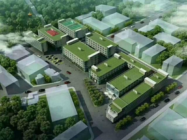 石岩高新产业园四栋32000平方可分租