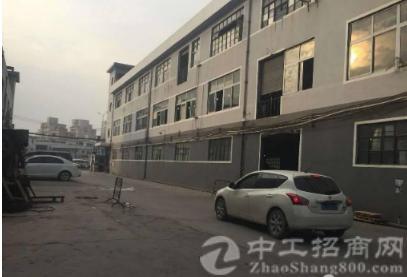 沙井新桥高速出口附近新出独门独院三层3600平直租