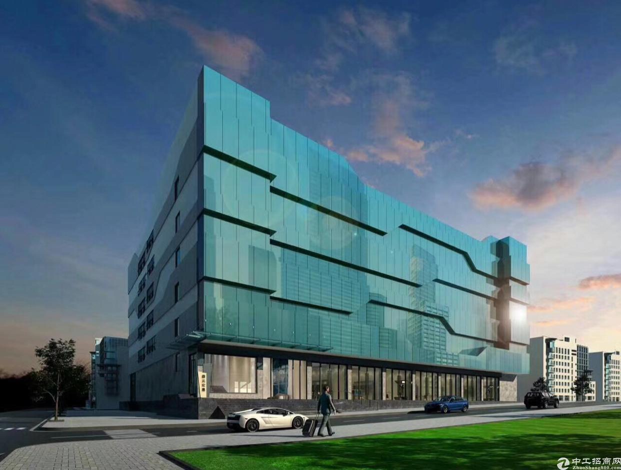龙华天虹附近新出楼上可做培训行业,5000平,大小可分