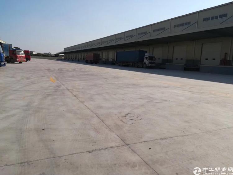 凤岗镇国道边物流仓储档口30000平方米分租