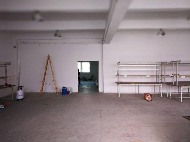 园区3楼新装修厂房含转让费招租