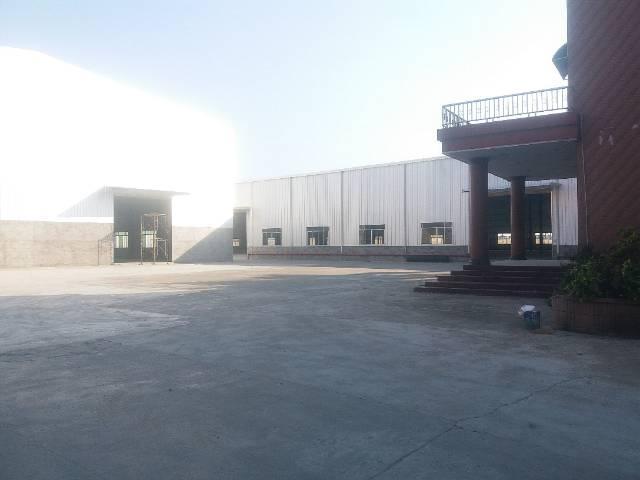 厚街镇工业园区内2200方12米高钢构厂房出租