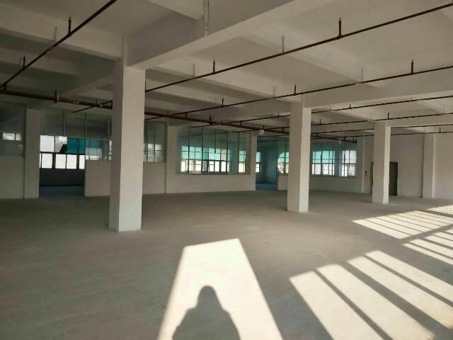 横岗新出三楼带消防喷淋1500平米标准厂房