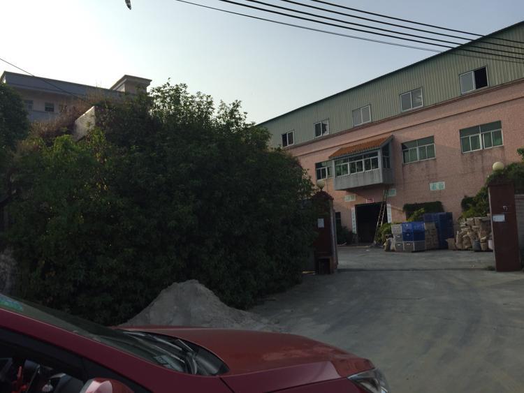 大岭山三层独院厂房招租