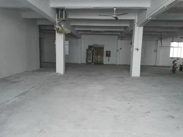 坪地新出一楼原房东厂房出租