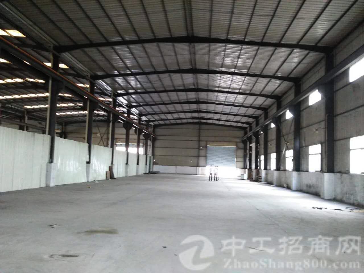 茶山镇新出独院单一层钢构4800平整租18元