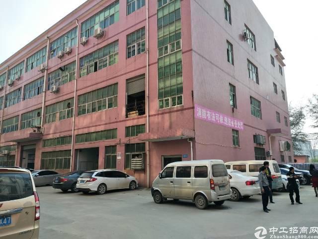 和一新出楼上带装修760平米厂房出租