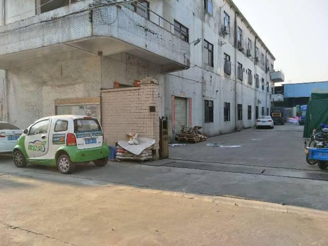 大岭山新塘村工业园新出标准三层独院厂房总面积5000平方