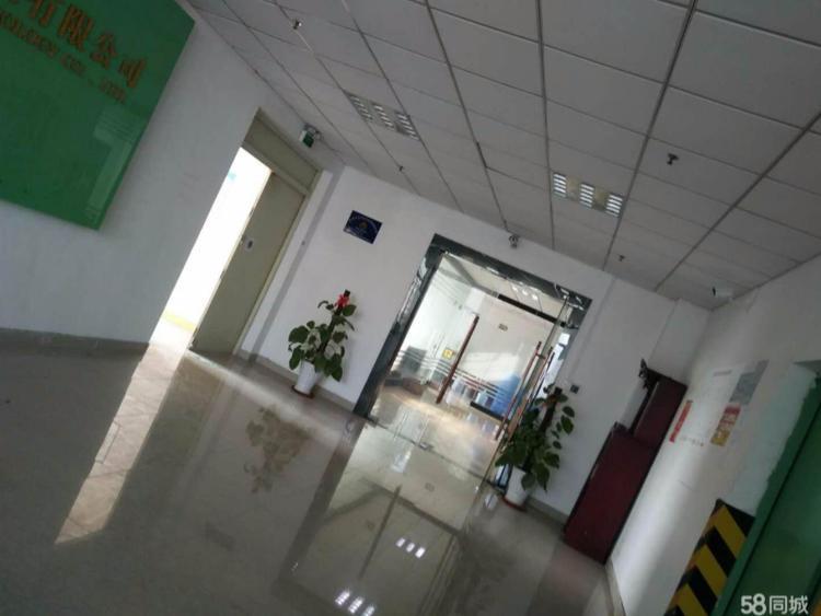 沙井大王山工业区楼上2800平方带装修