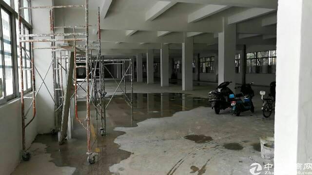 广深高速旁一楼厂房独院分租3000平米厂房招租