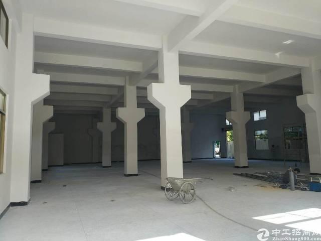 企石镇原房东标准厂房3层2600平方