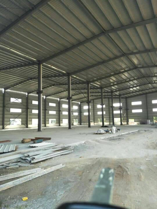 茶山工业园高级钢构全新可分租5000平米
