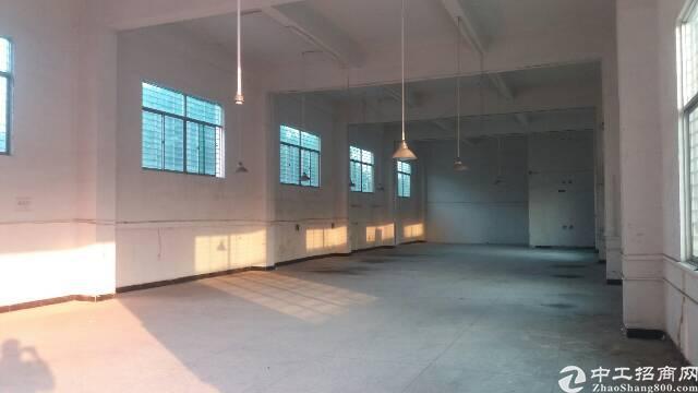 长安厦边一楼标准厂房500平带办公室装修