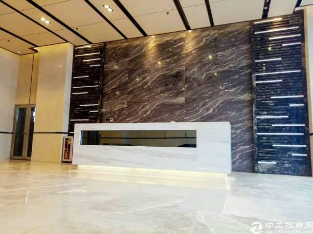 福永和平村,楼上带装修整层1600平米厂房出租