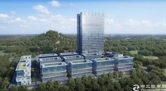 龙岗宝龙低密商务园区独栋办公楼1600平招租