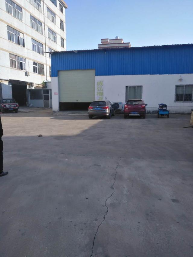 虎门北栅工业区内分租单一层带行车厂房