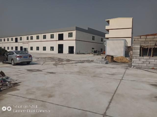 清溪镇新岀鸟语花香独门独院钢构厂房