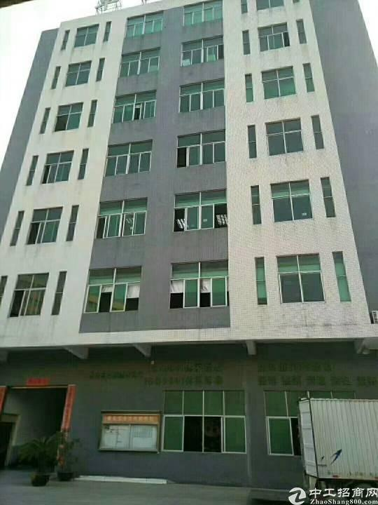 沙井镇大王山新出楼上2600平方,带装修,无转让费