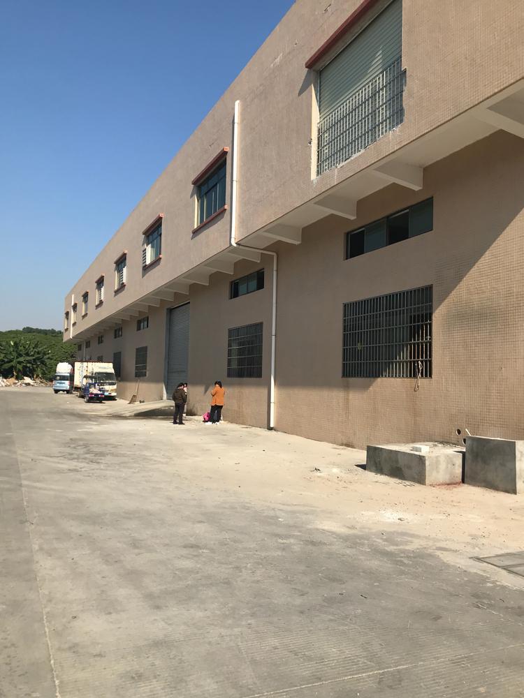 独院厂房一楼6米高带行车