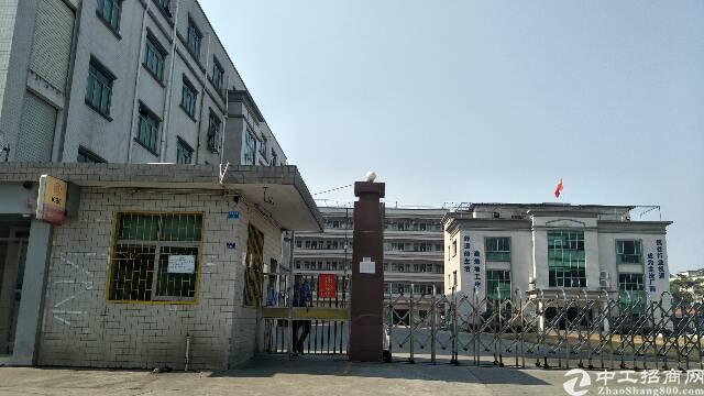 茶山镇独院现成装修厂房1200平方出租报价10元