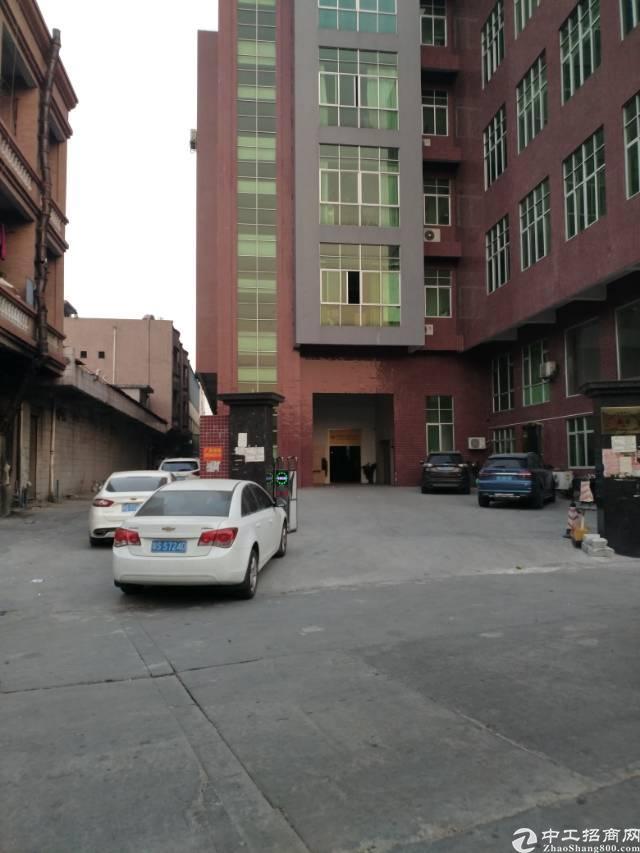 双岗标准一楼8米高带装修厂房招租