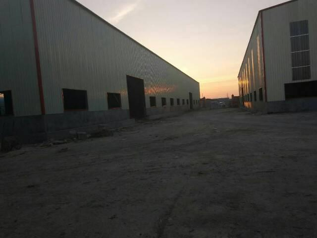 东莞长安周边空出独院单一层重工业10米高厂房8000㎡招租