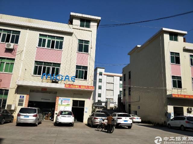 龙岗 (原房东)独院招租 厂房1-3层5900平米-图2