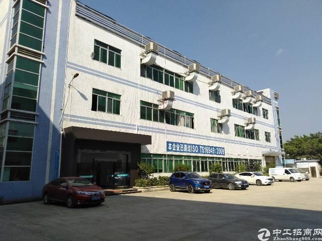 公明独门独院厂房5400平方,一楼6米高,离南光高速1公离