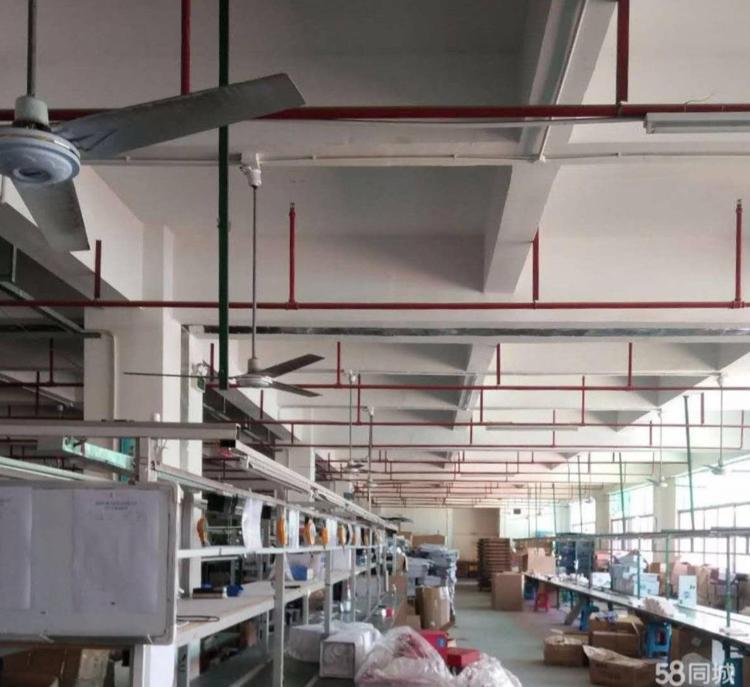 沙井后亭地铁站新出楼上1800平方带豪华精装修