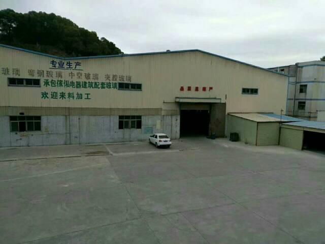 物流仓库福利坂田杨美地铁站附近一楼层高12米钢构-图4