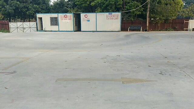 沙头现在驾校3300平实际面积低价出租