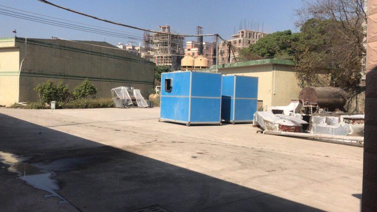 惠阳秋长新出标准独院钢构厂房5000平米招租