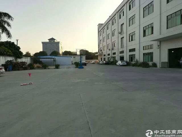 虎门南栅3000平方3楼出租,空地巨大,形象一流