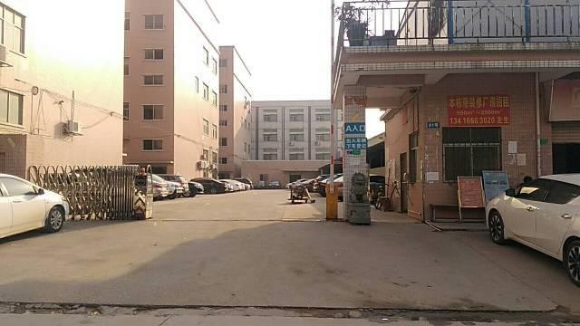 长安镇沿江高速旁独院厂房52000 可分租