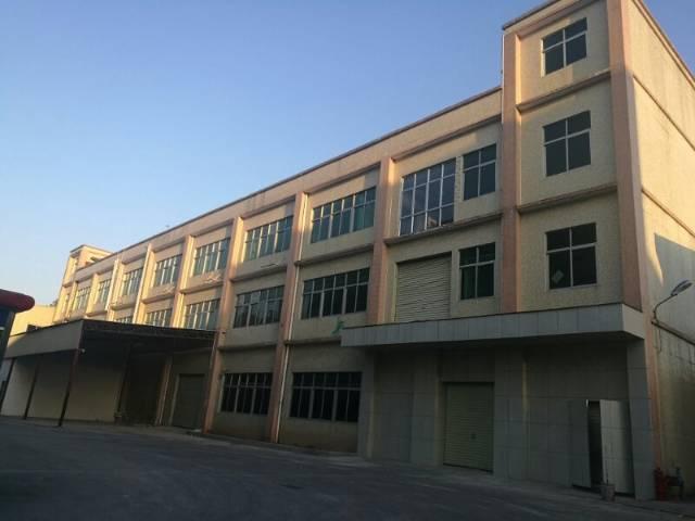 龙岗 深汕路边 独院整栋厂房出租 进出交通便利