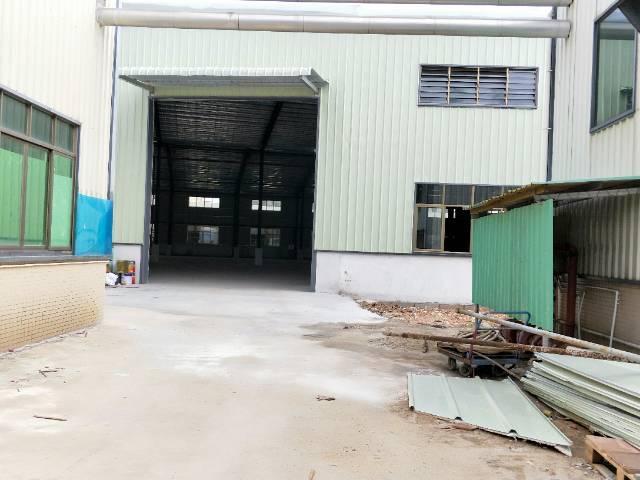 企石镇全新钢构厂房5800平方