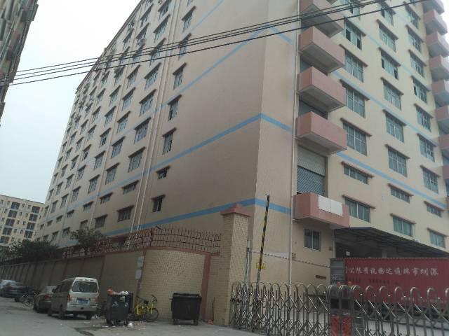 沙井新和大道边,新出一楼标准厂房2200平米,高度6米