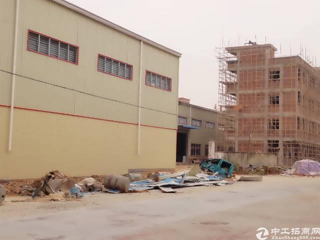 茶山镇超朗村工业区,新建厂房原房东出租